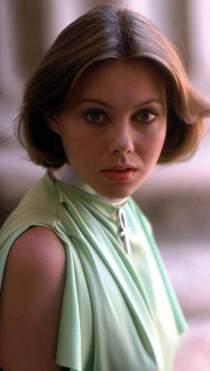 Jenny Agutter, 'Logans Run' (1976) | loved loved this movie when i was a kid (and her outfits)