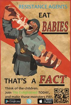 15 Awesome enlightened ingress propaganda images