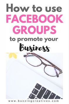 Facebook groups are a great way of increasing your following and engagement
