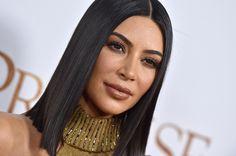 Kim Kardashian se pronunció sobre una presunta droga que se le observa en una fotografía