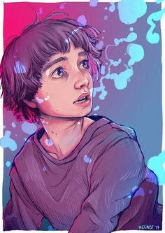 Will byers, stranger things, and noah schnapp image Stranger Things Tumblr, Stranger Things Quote, Stranger Things Aesthetic, Stranger Things Season 3, Eleven Stranger Things, Stranger Things Netflix, Will Byers, Illustration, Sketches