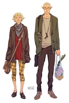 modern versions of Sera and Solas by Nipuni (Dragon Age Inquisition) Dragon Age Origins, Dragon Age Inquisition, Dragon Age Sera, Solas Dragon Age, Dragon Age 2, Character Inspiration, Character Design, Character Art, Fantasy Inspiration