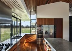 Wairau Valley House PARSONS ARCHITECTS LTD » Archipro