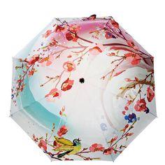 cdd36e19dc920 Cheap painting umbrella, Buy Quality rain umbrellas directly from China  umbrella women Suppliers: TIANQI Fashion Three Fold Painting Umbrella Women  Anti-uv ...