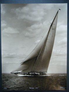 The Astra - Original silverprint c.1933
