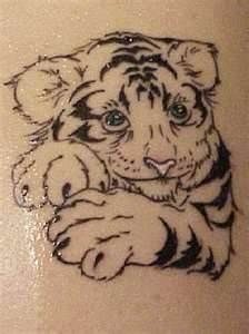 White Tiger Cub I want this
