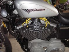 Rigid_EVO Xl1200s coil relocation - The Sportster and Buell Motorcycle Forum