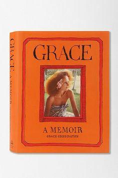 Grace: A Memoir By Grace Coddington #Anthropologie #PinToWin