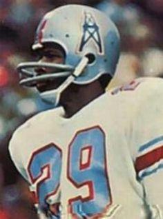 Ken Houston - Houston Oilers - S