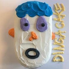 아이가 그린그림이 케이크로 변신한걸 보고 행복해하는 엄마와딸 그 모습을 내 머릿속 필름에 넣고 있다는 순간이 너무 아름답네! ^^ 윌슨 세번째 친구 ! 잘가  . #dingacake #dingacakehouse #딩가케이크 #서교동