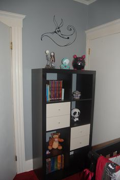 Nightmare Before Christmas Nursery  Baby Tyler's Room Pleasing Nightmare Before Christmas Bedroom Decor Decorating Inspiration