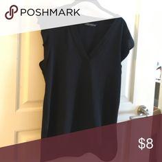 Zara top Zara top black Zara Tops