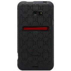 Black Androidified Cruzerlite TPU Case - For HTC EVO 4G LTE (Wireless Phone Accessory)  http://www.amazon.com/dp/B008123BP0/?tag=heatipandoth-20  B008123BP0