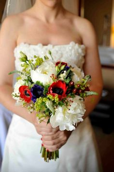 Wedding flowers by britney