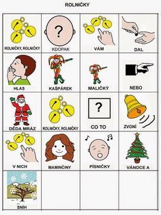 Pro Štípu: Básničky i pro autíky Christmas Crafts, Language, Teaching, Education, Comics, Sewing, Logos, Children, School