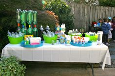 Ryen's Science Party