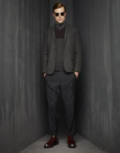 Kenneth Cole Fall 2012 Men Looks f40f83108