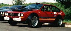 1980 Alfa Romeo GTV turbo
