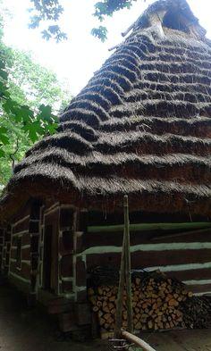 Skansen in Sanok: The best open-air museum in Poland (Hut in Bojkow)