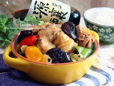 【源釀醬油】花雕雞食譜、作法 | 毛媽卡洛琳的多多開伙食譜分享