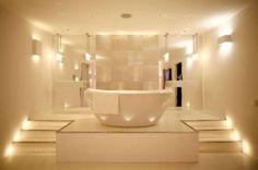 over the top bathrooms | bathroom lighting solutions | Bathroom & Kitchen Design Ideas,Bathroom ...