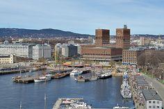 Oslo - Norway. Jo Nesbo mysteries with Detective Harry Hole.