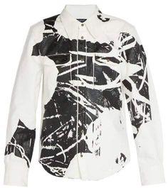 546a865789c81 1964 Flower Print cotton jacket