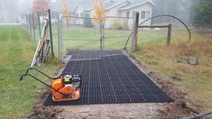 VersiGrid - Grass & Gravel Paving, Paddock Stall Mud Control, Erosion and slope stabilization