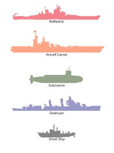 Printable archery targets including games like Battleship