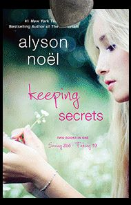 Claudia, grad 8 recommends any book by Alyson Noel- Alyson Noel writes books for teenage girls where she depicts realistic, coming of age stories usually involving romance, comedy and many categories in between which makes her books appealing to a pretty wide range of audiences (mainly girls though).