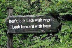 Regret v. Hope