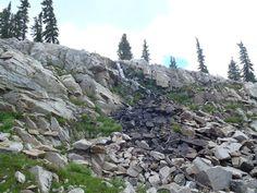 Reservoir Falls - Bottom / In Medicine Bow National Forest near #Laramie #Wyoming