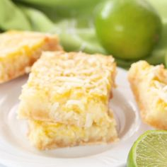 21 Day Fix Meal Plan Discover Keto Coconut Lime Bars Tropical Sugar Free nut free dessert ! Low Carb Sweets, Low Carb Desserts, Low Carb Recipes, Cooking Recipes, Pie Recipes, Dessert Recipes, Recipes Dinner, Seafood Recipes, Ketogenic Desserts