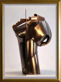 Marcia Batoni - Artes Visuais: Esculturas - Alex Kveton