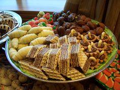 Yummy Croatian pastries.
