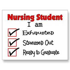 nursing student...4 weeks to go