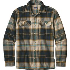 Patagonia Men's Fjord Flannel Shirt $89 MORE COLORS AVAILABLE