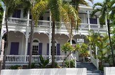 Key West, Florida - Marrero's Guest Mansion