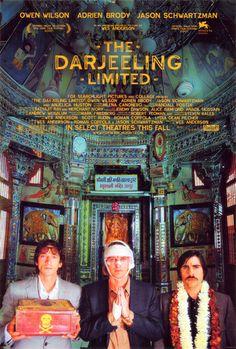 The Darjeeling Limited Juliste