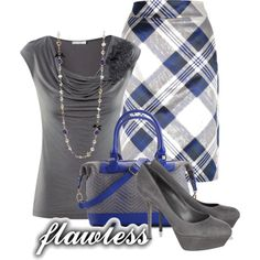 Untitled #304 by sapphire-angel on Polyvore - I LOVE this skirt!