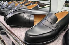 J M Weston   There is JM Weston shoes and the rest
