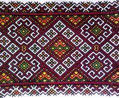 Nyzenka Russian Embroidery, Beaded Embroidery, Embroidery Patterns, Cross Stitch Patterns, Sewing Patterns, Cross Stitch Cushion, Thread Art, Blackwork, Needlepoint