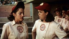 A league of Their Own  ~I can see this scene in my head and i know exactly what she is saying~