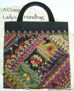 A Crazy Lady's Handbag With Christen Brown - Save 15% at Joggles.com