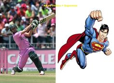 Cricketers And Their Superhero Counterparts