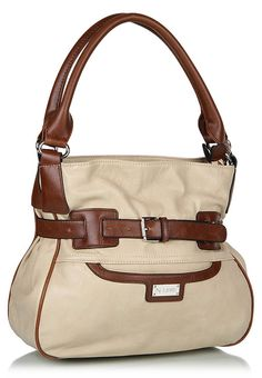 a708852235be Beige coloured handbag for women from the house of Lavie. This handbag is  made of non-leather material.