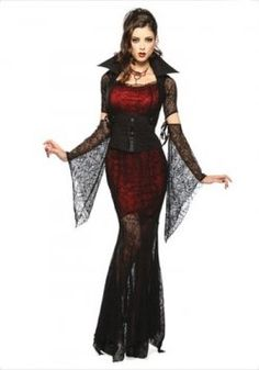 Halloween is fast approaching so now is the time to get your Halloween costume for this year. Vampire costumes are always popular for Halloween...