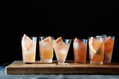 The Gin Punch Your Holidays Need  on Food52