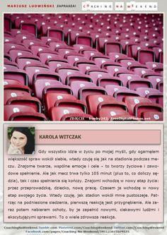 Inspiracja Stadion  --  Karola Witczak