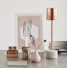 Woontrends 2016   Poeder kleuren & zacht roze - Woonblog StijlvolStyling.com (Nude colors & pale pink interior inspiration)